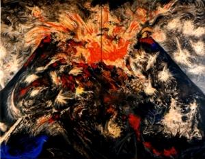 il vulcano Silvio Merlino
