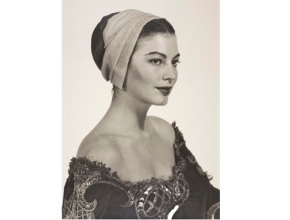 Ava Gardner in costume for Albert Lewin's Pandora and the Flying Dutchman by Man Ray, 1950Man Ray Trust © Man Ray Trust/ADAGP/DACS