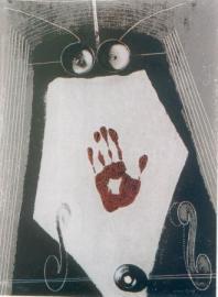 Man RaySelf Portrait 1916